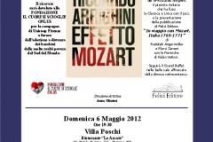 Riccardo Arrighini - Effetto Mozart - 2012