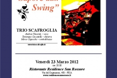 Sapore di.... Swing - 2012