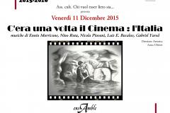 C'era una volta il Cinema: l'Italia - 2015