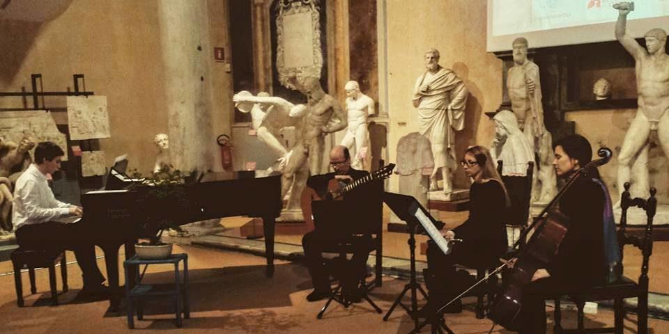 Musica In Salotto.Il Salotto Musicale Chi Vuol Esser Lieto Sia